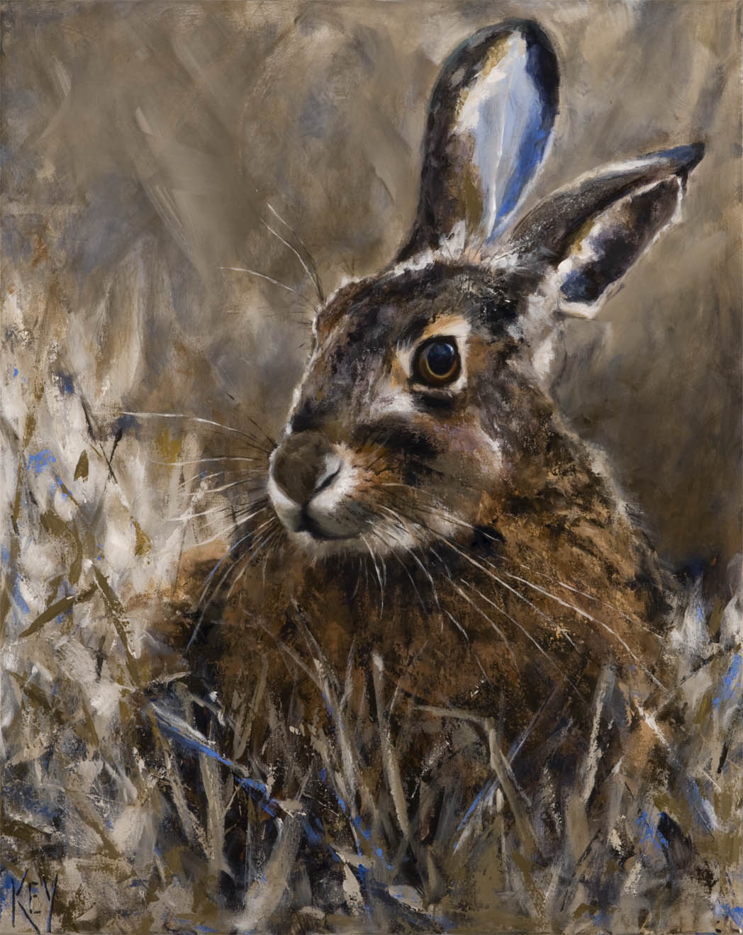 Sue Key Art |Limited Edition Print | B'rer rabbit