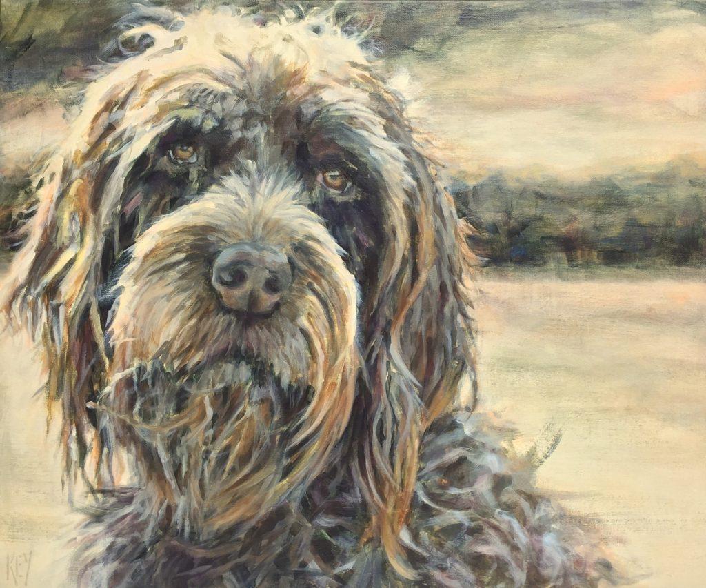 Sue Key Art | Commissions | Gracie