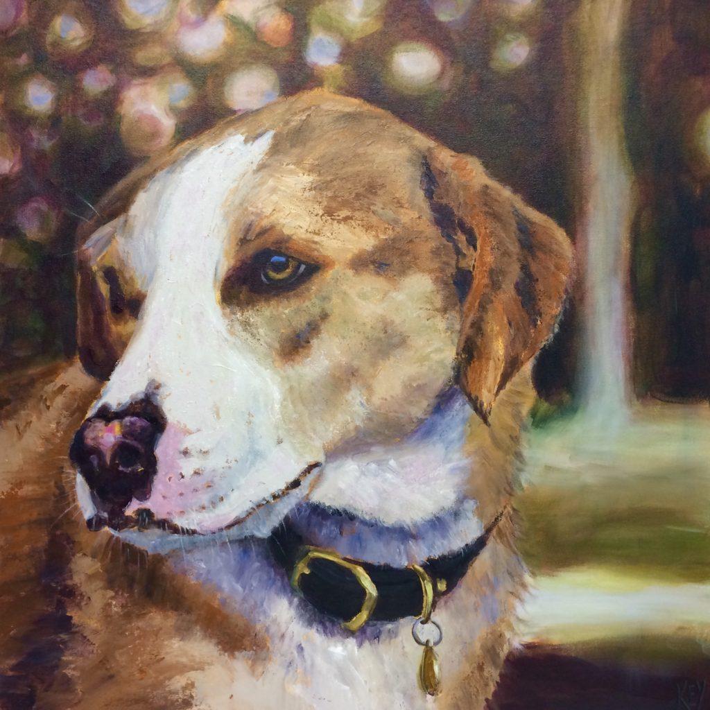 Sue Key Art | Commissions | Scout
