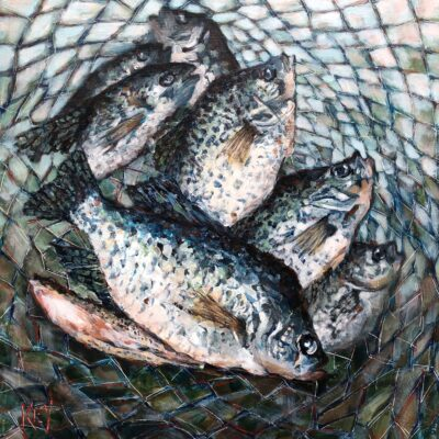 MESS OF CRAPPIE