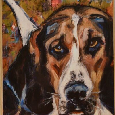 nothin but a hound dog