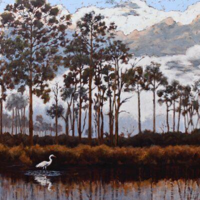 Rain of Egret