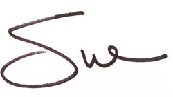 Sue Key signature